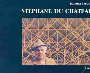 Cover of the book about live achievements of Stephane du Chateau, prepared for purpose of procedure Doctor honoris causa